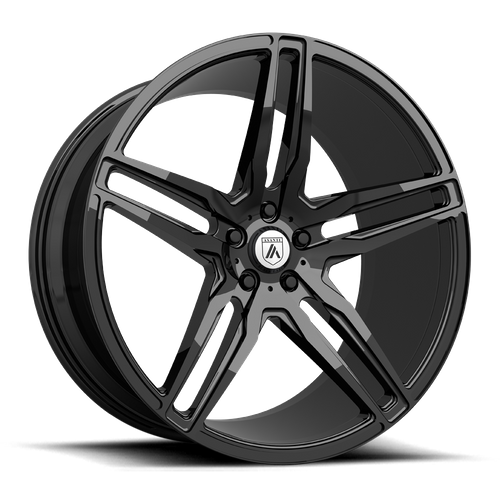 ASANTI BLACK ABL-12 ORION 19X8.5