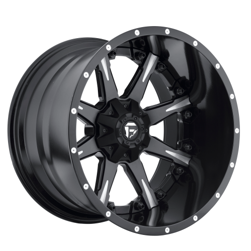 FUEL 2PC D251 NUTZ 20X10