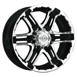 Gear Off Road 713MB Double Pump 17X9