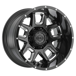 Gear Off Road 743BM Armor 20X9
