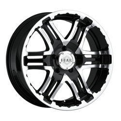 Gear Off Road 713MB Double Pump 18X9