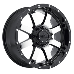 Gear Off Road 726M Big Block 17X9