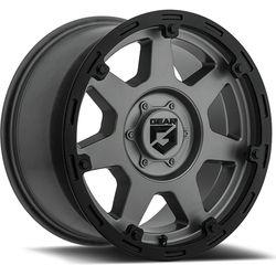 Gear Off Road 753GB Barricade 20X10