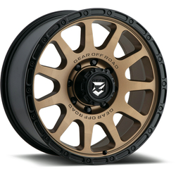 Gear Off Road 760BZ 17X8.5